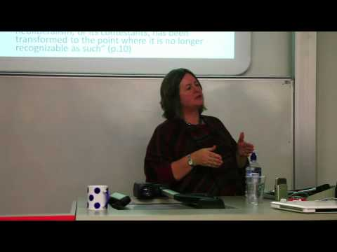 Dialogues in Development: Prof. Susan Parnell on Urban Development Planning: Part 1