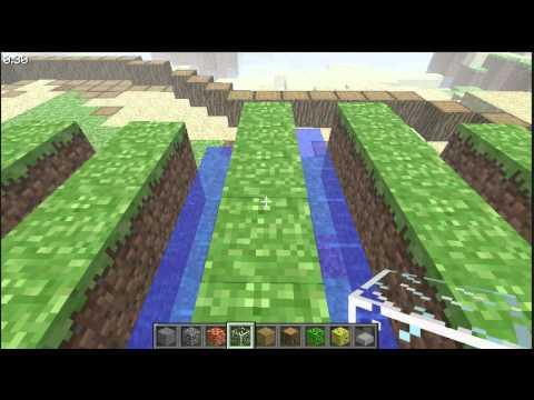 Cool Tricks in Minecraft Minecraft Cool Water Trick