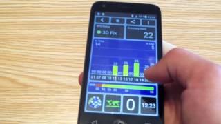 обзор на смартфон ALKATEL onetouch 5019D