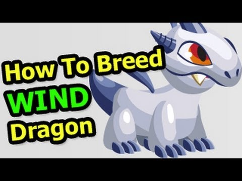 How to Breed WIND DRAGON in Dragon City with Soccer Dragons Guide