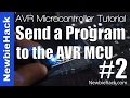 USBasp Connect to AVR Atmega Microcontroller and Programming