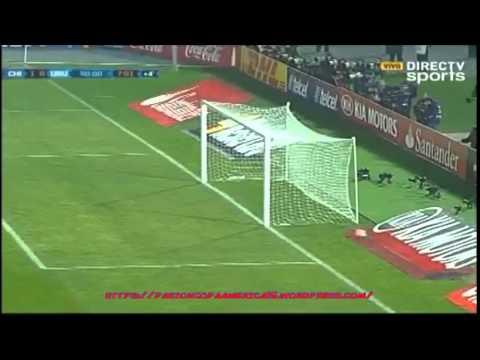Chile 1-0 Uruguay (RCN Radio) - Cuartos de Final Copa América 2015