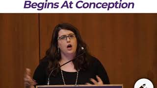 Kristan Hawkins: Science Proves Life Begins At Conception