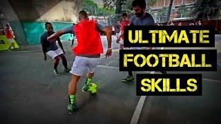 The BEST Freestyle/Futsal/Street Football Skills 2016! HD