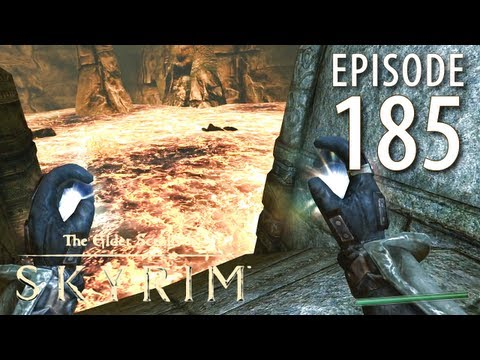 Elder Scrolls V: Skyrim Walkthrough in 1080p. Part 185: Crafting at the Aetherium Forge (1080p HD)