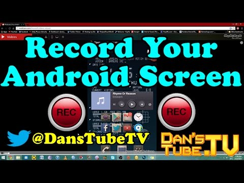 Record Your Android Screen (FREE/NO ROOT) Mobizen App Review
