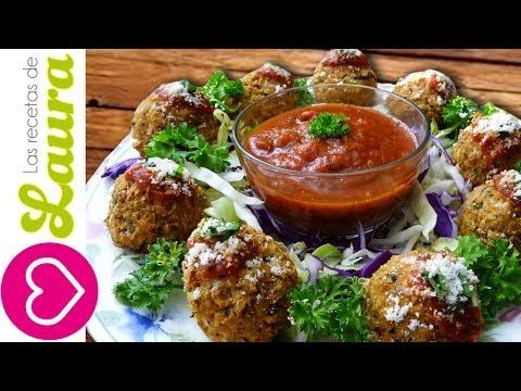 Deliciosas Albondigas ¡de Soya!♥Comida Vegetariana♥Comida Mexicana Saludable♥Invitada Especial