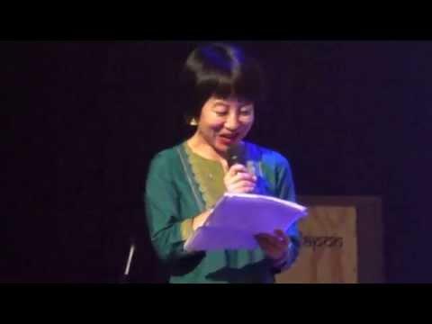 கலைமகளின் சிறப்பு உரை... China Radio Kalaimagal Speech in Tamil (2014)