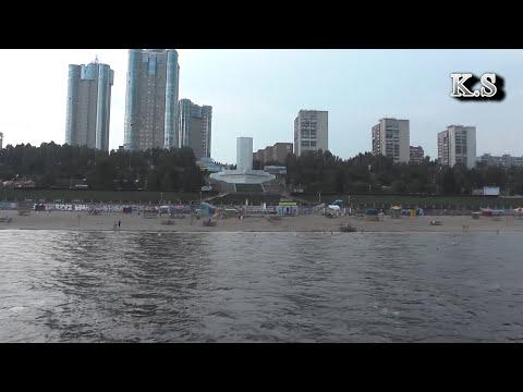 Волга Самара - прогулка на теплоходе