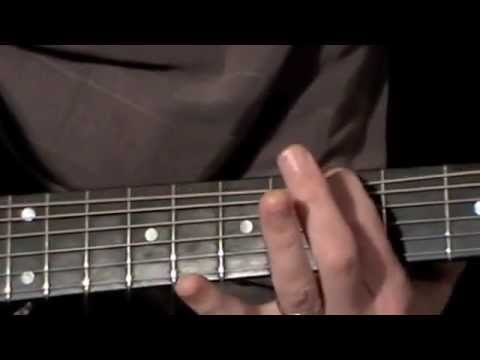 Improvising With The Natural Minor Scale