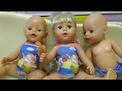 Кукла беби борн как сделать