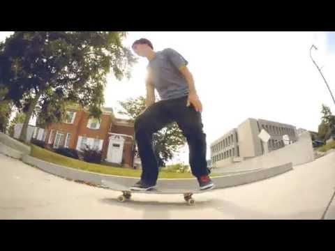 ULC Skateboards Alexandre Hallé 2014