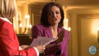 Chicago Tribune Press Pass: Sheryl Sandberg, Facebook COO