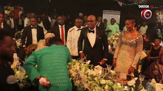 Olamide Performance at Ogun State Inauguration Dinner