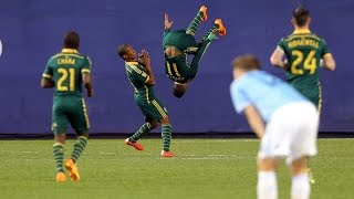 New York City FC 0, Portland Timbers 1 | Match Highlights