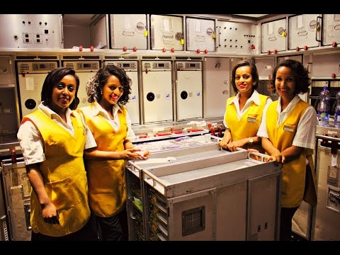 Boeing 787 Dreamliner Experience: Ethiopian Hospitality Redefined
