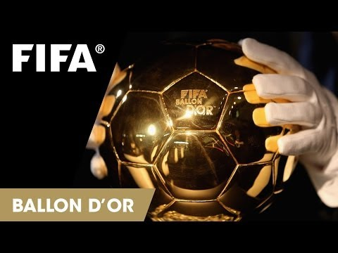 Revealing the FIFA Ballon d'Or Nominees