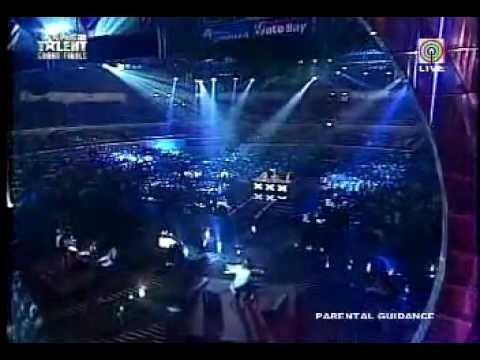 EZRA BAND - RUN AWAY @ PILIPINAS GOT TALENT GRAND FINALS JUNE 12 2010