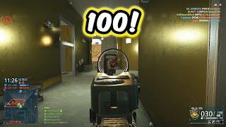 100 KILLS! - Battlefield Hardline