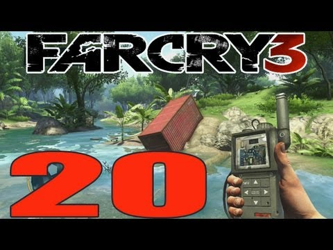 Far Cry 3: Walkthrough Part 20 Cargo Dump (HD)