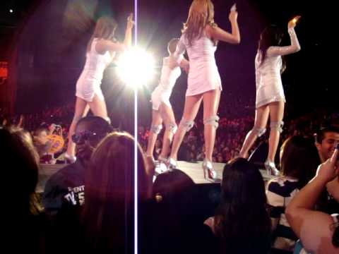 Fancam #16 4minute hot Issue korean Music Festival 04-30-11 video