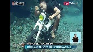 Bagaimana Rasanya Ber-selfie di Bawah Air? Anda Harus Mencoba Wisata Ini! - iNews Siang 01/01
