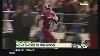 Martinez runs for 6 TDs in Muskegon win