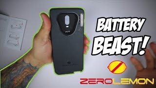 ZeroLemon Battery Beast for The OnePlus 6T