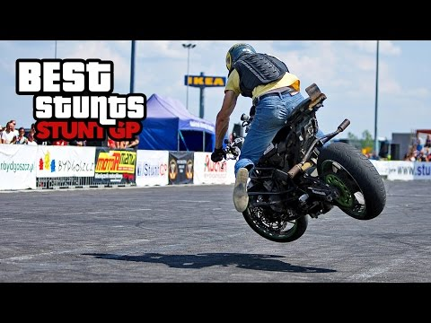 Best Stunts Compilation StuntGP 2016