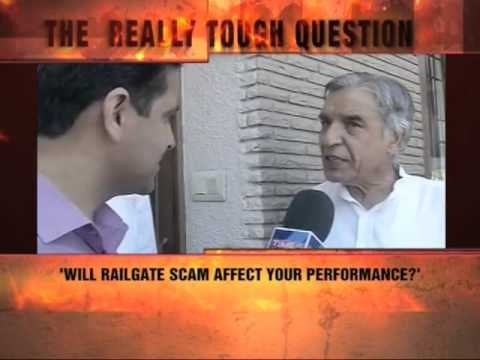 The really tough question: Pawan Kumar Bansal