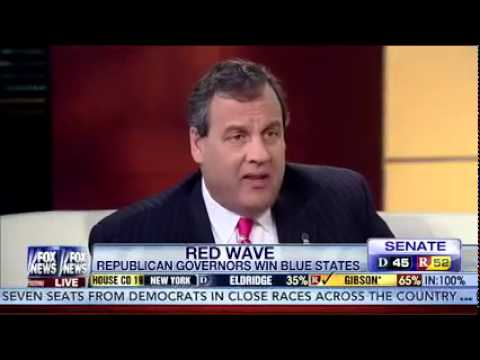 RGA Chairman Chris Christie on FOX News' Fox & Friends