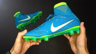 Football Boots of the MOST EXPENSIVE player: Nike Mercurial Superfly 5 Neymar Edition