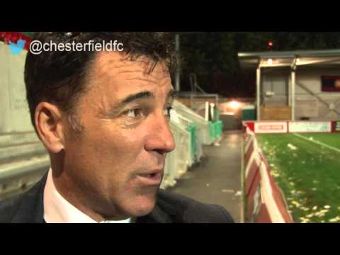 Dean Saunders Post-FC United of Manchester