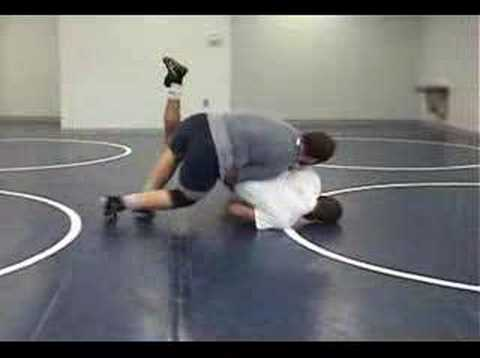 Granby School of Wrestling Technique Series #33 Image 1