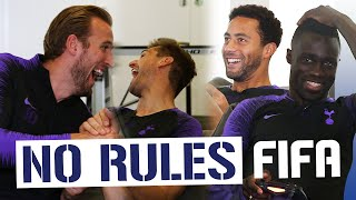 NO RULES FIFA 19! HARRY KANE & FERNANDO LLORENTE V DAVINSON SANCHEZ & MOUSA DEMBELE
