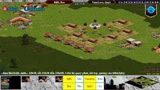 C4T1 AoE 22 Random BiBi, Đức Anh vs VaneLove, Quýt ngày 24-6-2018