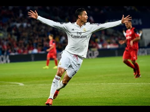 Cristiano Ronaldo|| The Nights-Avicii Remix|| 2014-2015|| HD