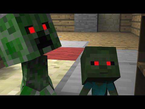 Monster School (preschool) - Secret Potions - Minecraft Animation video