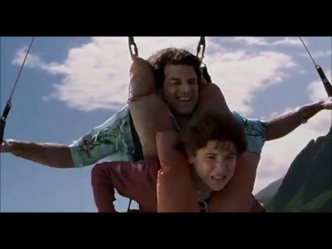 Jurassic Park 3 (2001) - Opening / Parasailing Boat Accident [1080p HD]
