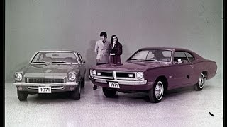 1971 Dodge Demon vs  Chevrolet Vega Dealer Promo Film