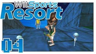 Wii Sports Resort - The Green Arrow! - Part 4 - Archery