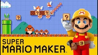Super Mario Maker - Playing Viewer Levels #35