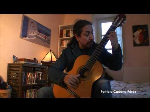 Manuel Maria Ponce - Sonata Al Estilo De S L Weiss 3 Sarabanda