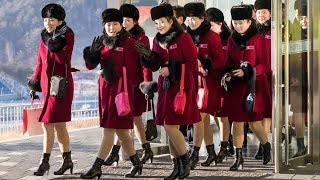 North Korea's 'Army of Beauties' | NYT