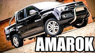 2017 VW Amarok Turbo Diesel Highline 0-100 kmh 8 Speed Auto Review