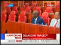 Why CS Fred Matiang'i was unable to turn up for Senatorial Committee on Solai Dam