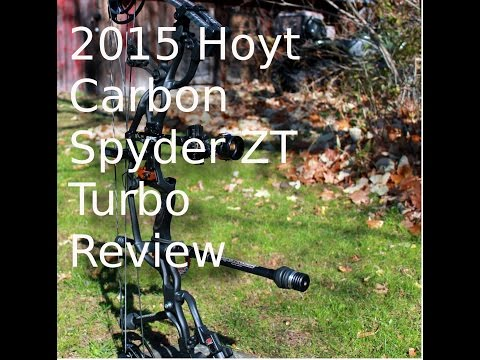 2015 Hoyt Carbon Spyder ZT Turbo Review : Archery Advantage by Adirondack Bowhunters