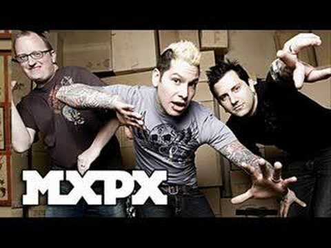 MxPx - My Boyfriends Back