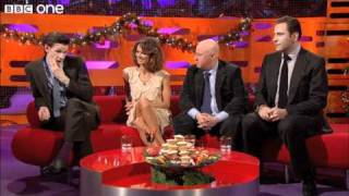Matt Smith's Fan Mail - The Graham Norton Show - Christmas Special 2010 - BBC One