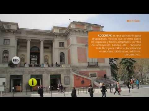 Demo aplicación Accentac de Realidad Aumentada